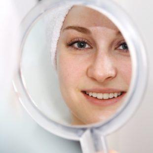 sposoby na piękno bez użycia makijażu