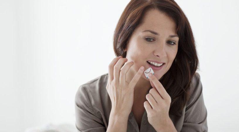 opryszczka wargowa objawy i sposoby leczenia