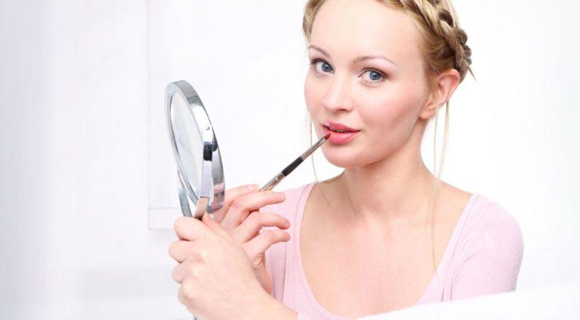makijaż dla niewyspanych