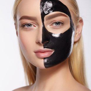 aktywny węgiel a makijaż