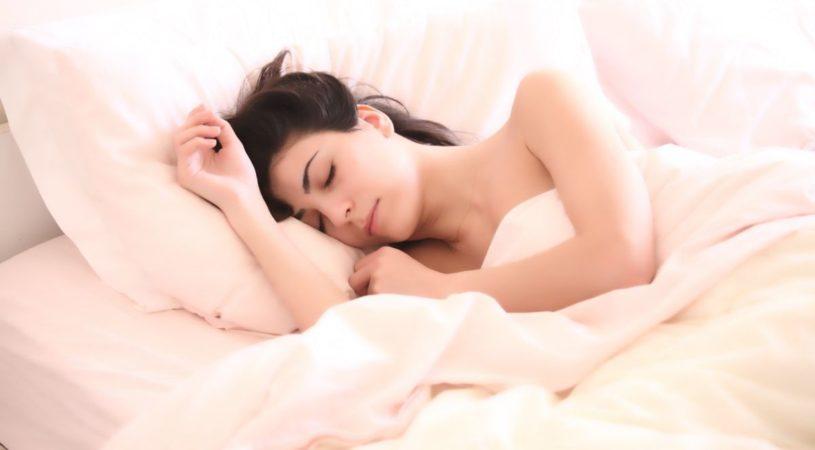 zadbaj o skórę przed snem